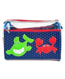 Li'll Pumpkins Fish Swimming Bag - Blue