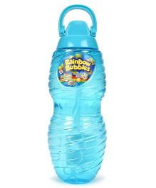 Comdaq Bubble Solution Bottle With Handle - Blue