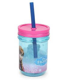 Disney Frozen Tumbler Sipper - Blue & Pink