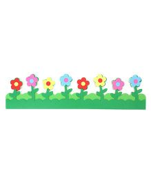 Flower Wall Stickers - Multicolor