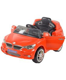 Toyhouse Officially Licensed BMW Sports Battery Operated Ride-On Car - Red