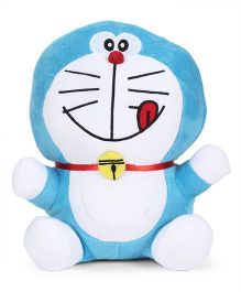 Doraemon Plush Soft Toy Blue - Height 25 cm