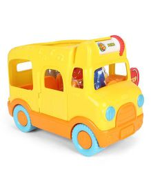 Leap Frog Learning Friends Adventure Bus - Yellow