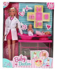 Steffi Love Baby Doctor Doll