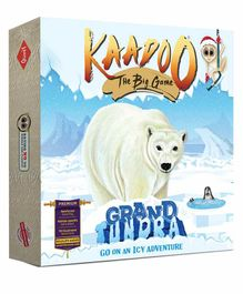 Kaadoo Grand Tundra Arctic Circle Edition Board Game - Multicolor