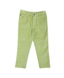 FS Mini Klub Full Length Pant - Green