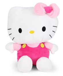 Hello Kitty Plush Soft Toy Pink - Height 25 cm