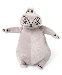 Madagascar Gloria Plush Soft Toy Grey - 25 cm