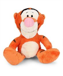 Disney Sitting Tigger Soft Toy Orange - Height 25 cm