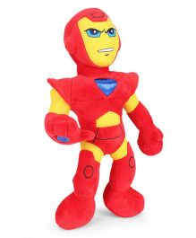 Marvel Avenger Iron Man Soft Toy Red - 38 cm