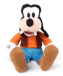 Disney Goofy Flopsies Soft Toy Orange Brown - 25 cm