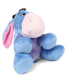 Winnie the Pooh Eeyore Super Cute Cuddles Blue - 25 cm