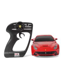 Maisto Ferrari F12 Berlinetta Rechargeable Radio Control Car - Red