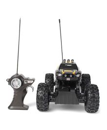 Maisto Off Road Remote Control Rock Crawler - Black