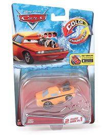 Disney Pixar Snot Rod Color Changer Car - Orange