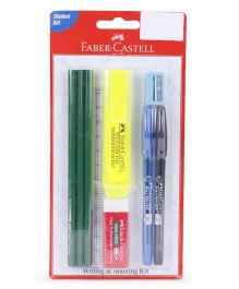 Faber Castell Writing And Marking Kit - 9 Pieces