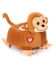 Lovely Monkey Shaped Sofa - Brown