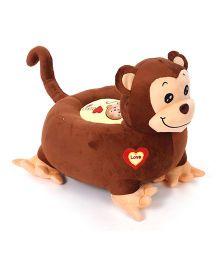 Lovely Monkey Shaped Sofa - Dark Brown