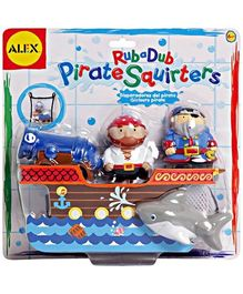 Alex - Pirate Squirters