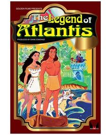 The Legend Of Atlantis Animated VCD