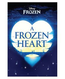 Disney Frozen A Frozen Heart - English