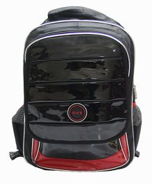 Gamme Dike School Backpack - Black