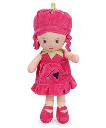 Starwalk Grape Plush Doll Dark Pink - 55 cm