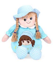 Starwalk Lovely Plush Doll Toy Bag Blue - 50 cm