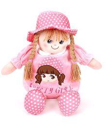 Starwalk Lovely Plush Doll Toy Bag Pink - 50 cm