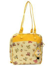 Forefinger's All Season Mother Bag - Yellow