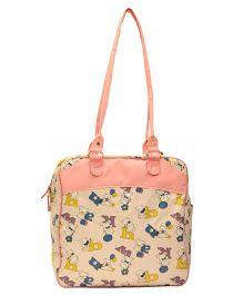 Forefinger's All Season Mother Bag - Peach