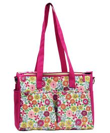 Forefinger's Convenient Mother Bag - Pink