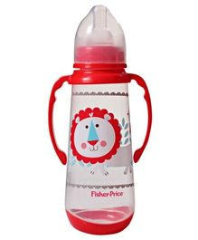Fisher Price - Feeding Bottle with Silicone Teat