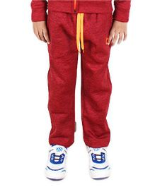 Anthill Poly Fleece Pant - Red