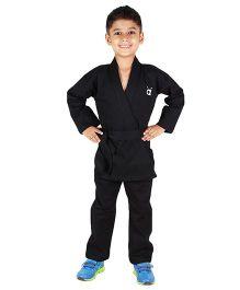 Anthill Karate Suit - Black