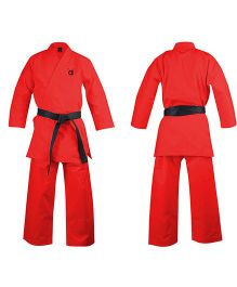 Anthill Karate Suit - Red