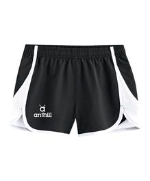 Anthill Escape Woven Shorts - Black White