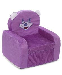 Lovely Smart Kids Sofa - Purple