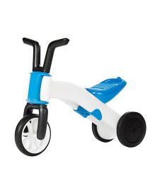 Chillafish Bunzi 2 In 1 Gradual Balance Bike - Blue