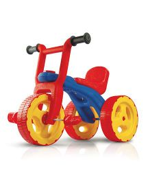 OK Play Pacer Tricycle - Red & Blue