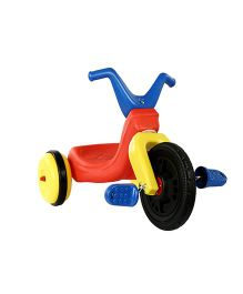 OK Play Falcon Tricycle - Red & Blue