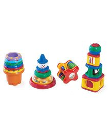 Tolo Stack and Learn Set - Multicolor