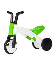 Chillafish Bunzi 2 In 1 Gradual Balance Bike - Lime Green