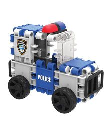 Clics Hero Squad Police Box 3 In 1 Set - Multicolor
