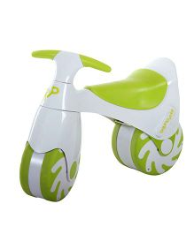 Mookie Bouncycle Ride On - Green