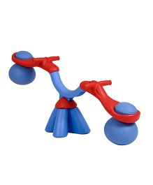Mookie Spiro Bouncer - Blue Red