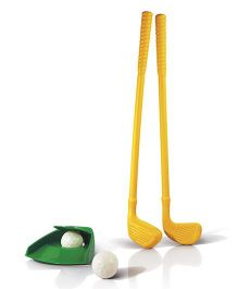 OK Play My First Golf Set - Green Yellow