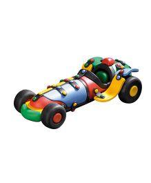 Mic O Mic Racing Car Construction Kit