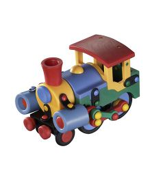 Mic O Mic Small Locomotive Construction Set