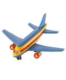 Mic-O-Mic Medium Jet Plane - Multicolor
